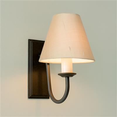 Single Gosford Wall Light in Beeswax