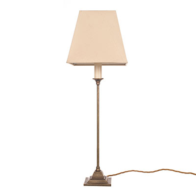 Darlington Table Lamp in Antiqued Brass