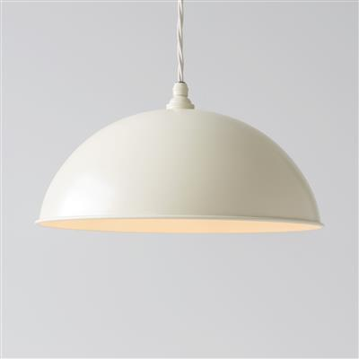 Pantry Light in Plain Ivory
