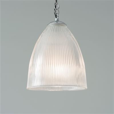 Chamberlain Pendant Light in Nickel