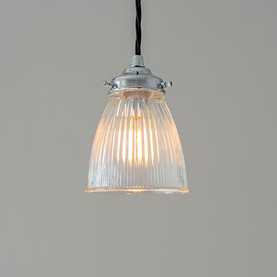nickel pendant lights fisher halogen pressed glass lighting