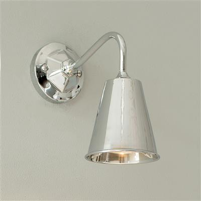 Holt Wall Light in Nickel