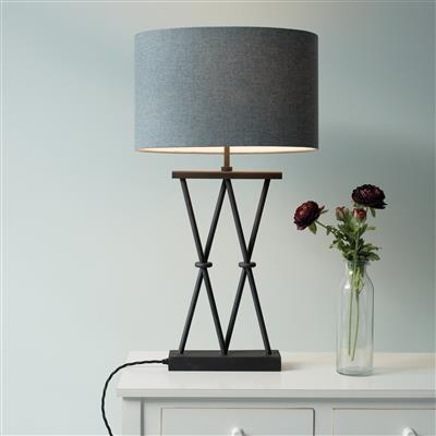 Wandsworth Table Lamp in Beeswax