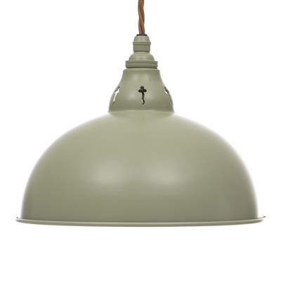 Butler Pendant Light in Shaker Green