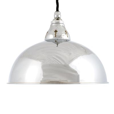 Butler Pendant Light in Nickel