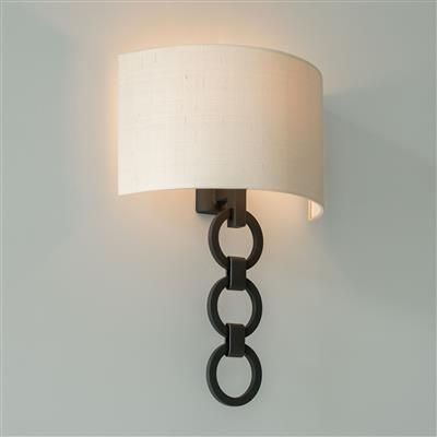 Abingdon Wall Light in Beeswax