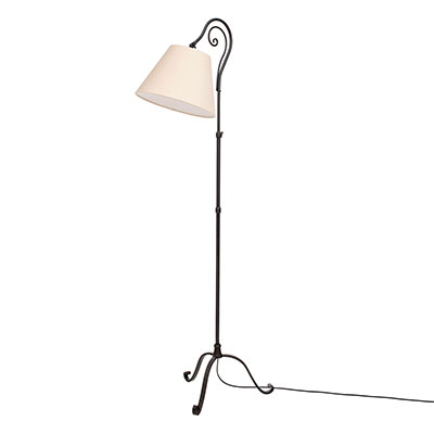 Brompton Reading Lamp in Beeswax