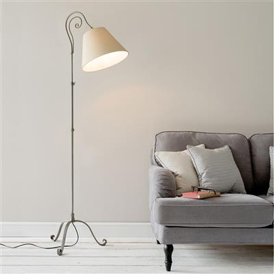 Brompton Reading Lamp in Polished