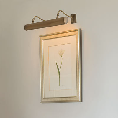 Drummond Picture Light (Large) Wall Mount