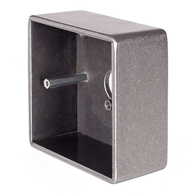Single Surface Mounting Box in Polished