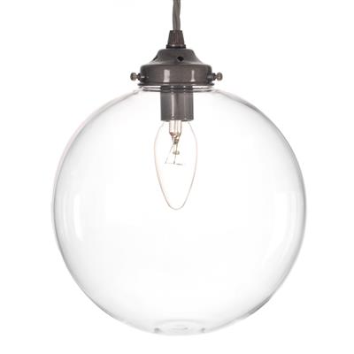 Holborn Triple Pendant Rose in Polished