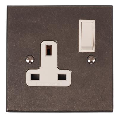 1 Gang Plug Socket Polished Bevelled Plate,(discontinued, only stock shown available)