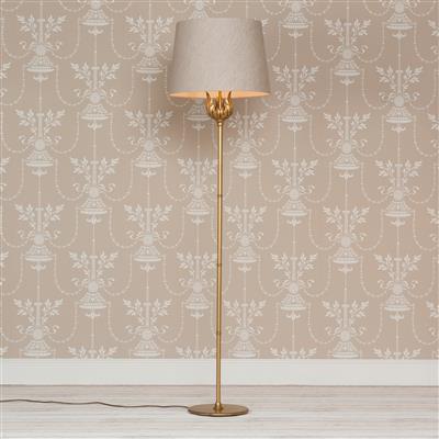 Old gold standard lamp floor light accent lighting jim 3287og 5g mozeypictures Image collections