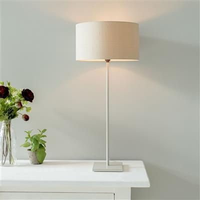 Porter Table Lamp in Clay
