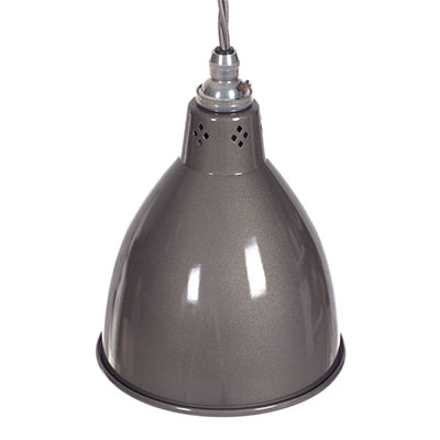 Barbican Pendant Light in Polished