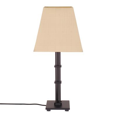 Salisbury Table Lamp in Matt Black