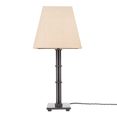 Salisbury Table Lamp in Polished