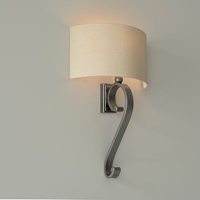 Millfield Wall Light in Polished