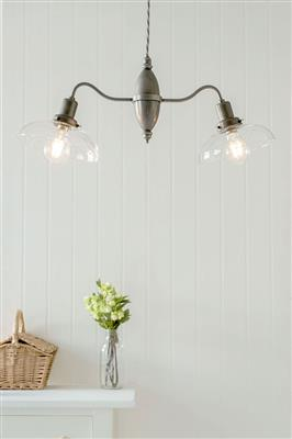 Kentucky Pendant Light in Polished