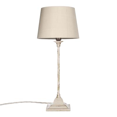 Mansfield Table Lamp in Old Ivory