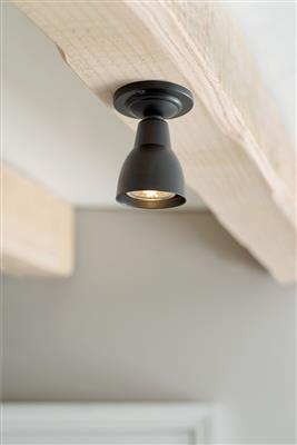 Cranfield Spot Light in Matt Black