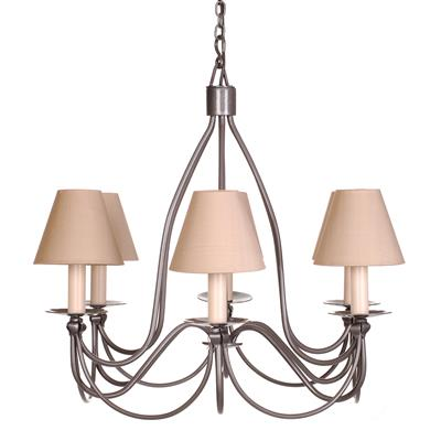 Florentine Pendant Light in Polished