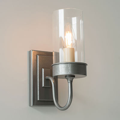 Chiltern Wall Light in Polished