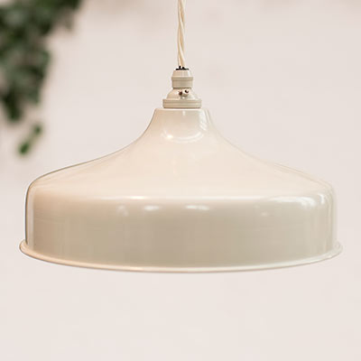 Exeter Pendant Light in Clay