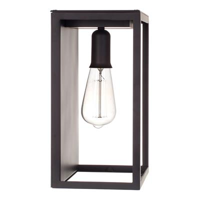 Finsbury Lantern in Matt Black