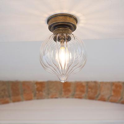 Mia Flush Fitting Ceilingn Light