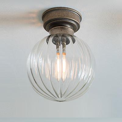 Putney Flush Fitting Light