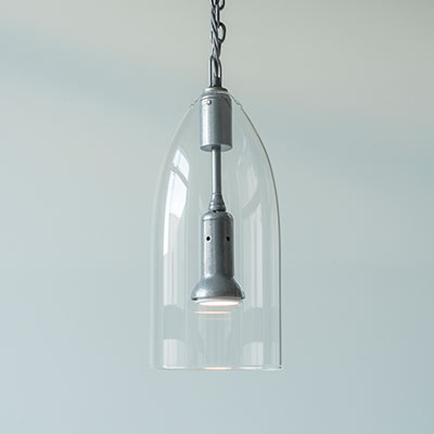 Highbury Pendant Light in Polished