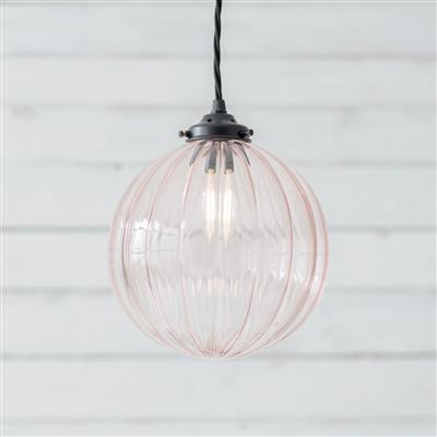 creative pendant fixture of and handblown impressive metal glass light material black lights remodelista highlow