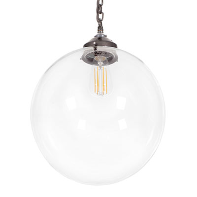 Richmond Pendant Light in Polished