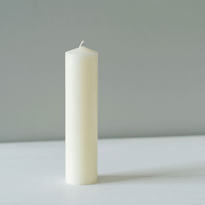 Beeswax Candle 40x150mm