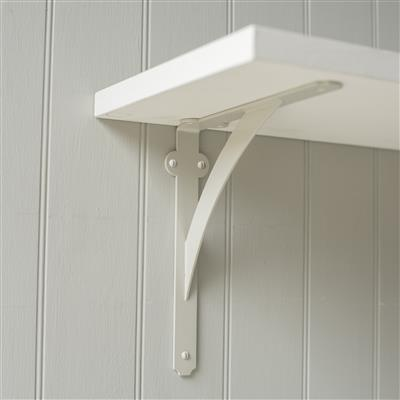 Brooklands Shelf Bracket in Clay