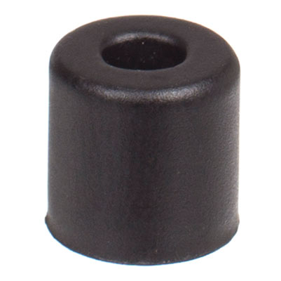 10mm Stair Rod Spacer in Matt Black