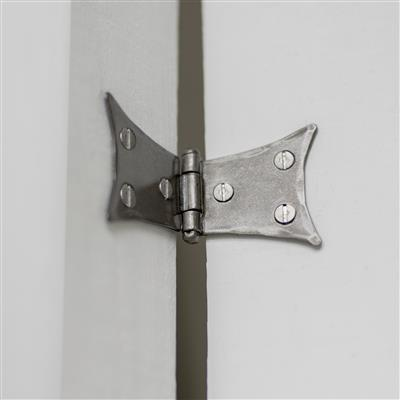 Butterfly Hinge in Polished