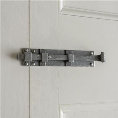 Groton Door Bolt in Polished