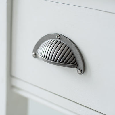 Cook's Drawer Pull in Polished