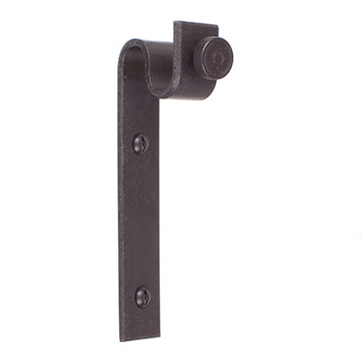 12mm Chapel Standard Bracket with thumbscrew inBeeswax