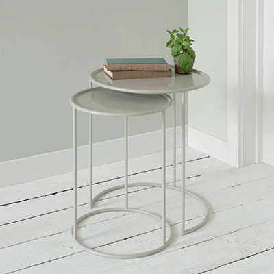 Ashbury Tables in Clay