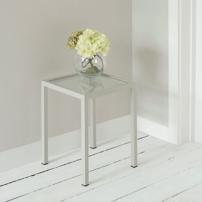 Cromer Side Table in Clay