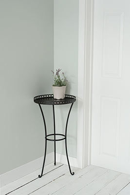 Fairford Table in Matt Black