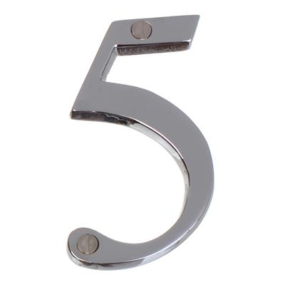 Number 5 in Nickel