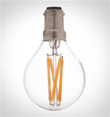 4 Watt SBC (B15) Golf Ball LED Bulb,Dimmable
