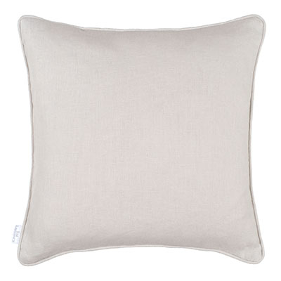 Waterford Cushion Cover in Soft Grey