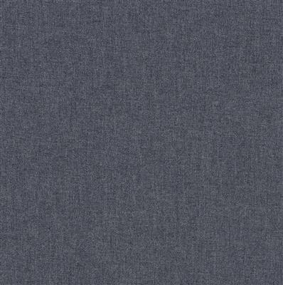 Lovat Herringbone Tweed Fabric in Granite