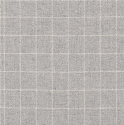 Stirling Lovat Wool Check Fabric
