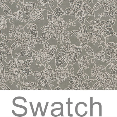 Swatch of Cheveley in Grey